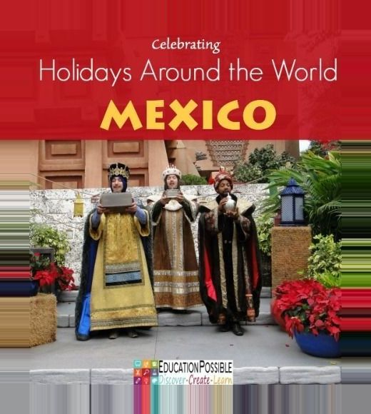 #around #holidays #mexico #winter break activities for teens #world Holidays Around the World: Mexico We typically take a break from our regular hom