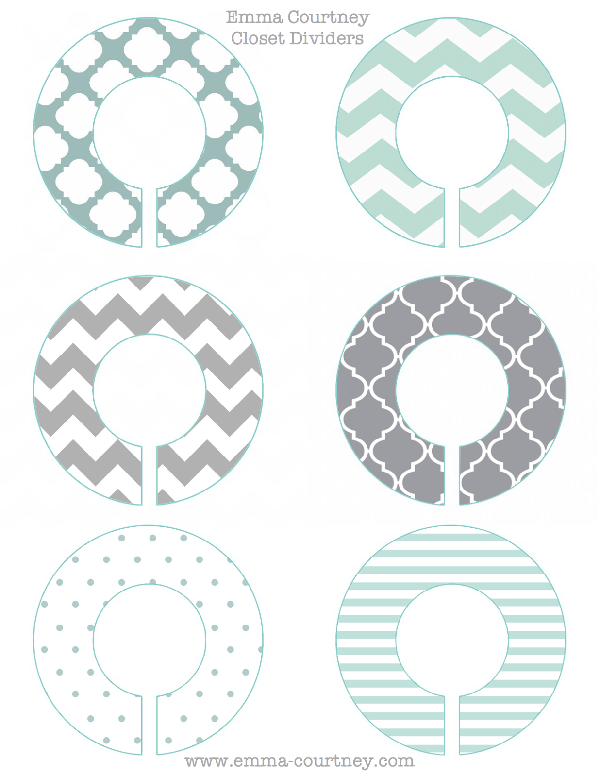graphic relating to Printable Closet Dividers called Closet Dividers Printable Mommy Youngster Little one closet