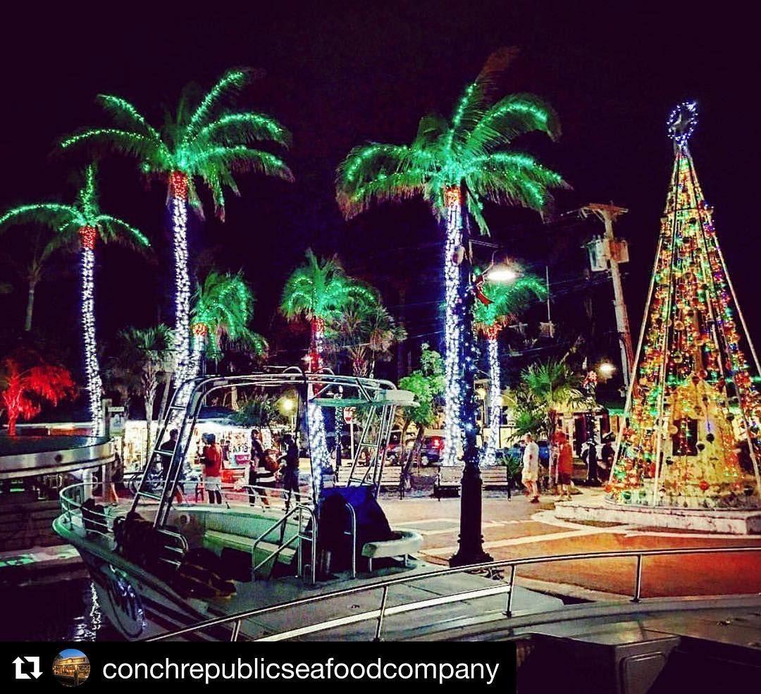 Untitled Florida christmas, Key west, Historic seaport