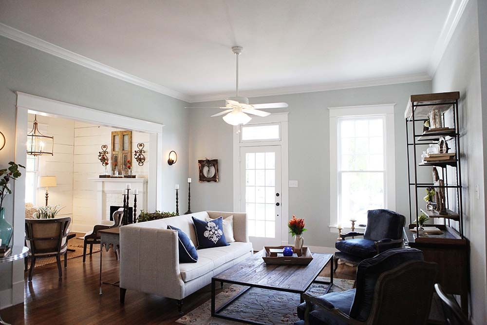 Gray Blue Green Shades Paint Colors Fixer Upper Living Room Bedroom Paint Colors Master Living Room Paint