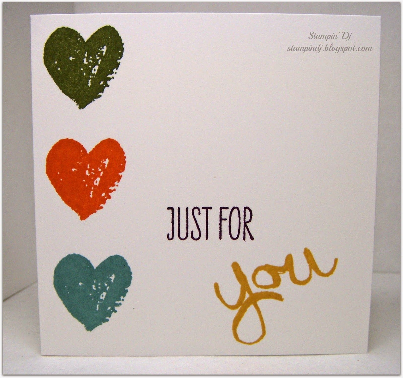 Customer Thank You Notes Stampin Up Work Of Art  Cards  Su