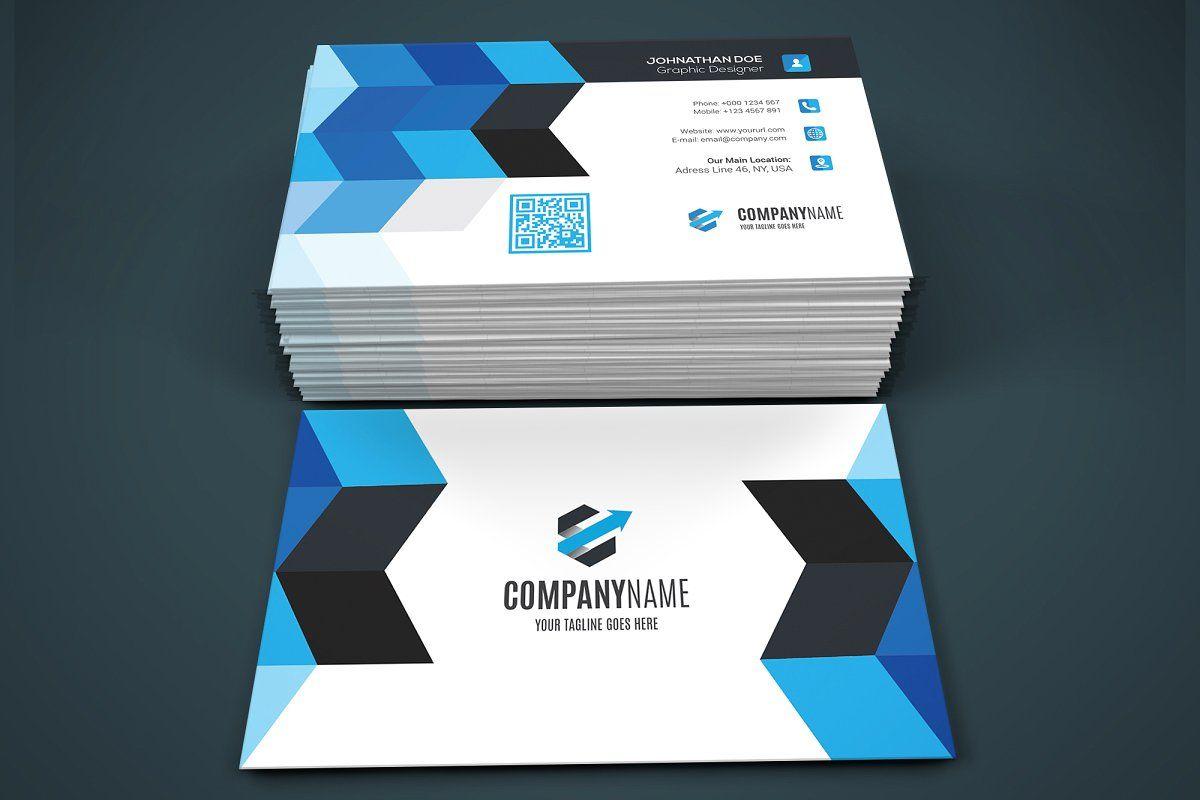 Business Card Business Card Template Design Business Cards Creative Vector Business Card