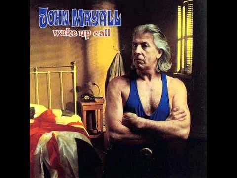 John Mayall - Wake Up Call (featuring Mavis Staples)