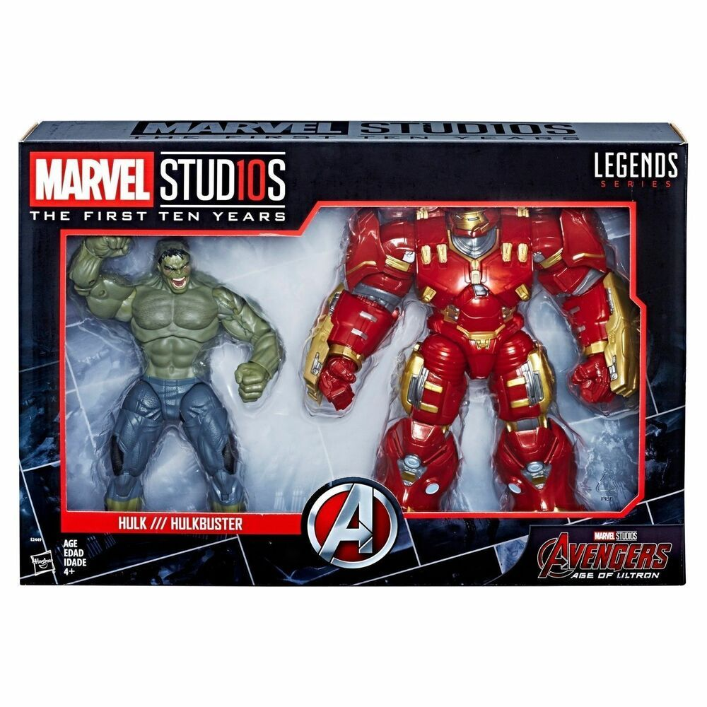 Marvel Legends Hulkbuster BAF machine de guerre New in Box Figure Age of Ultron Hasbro
