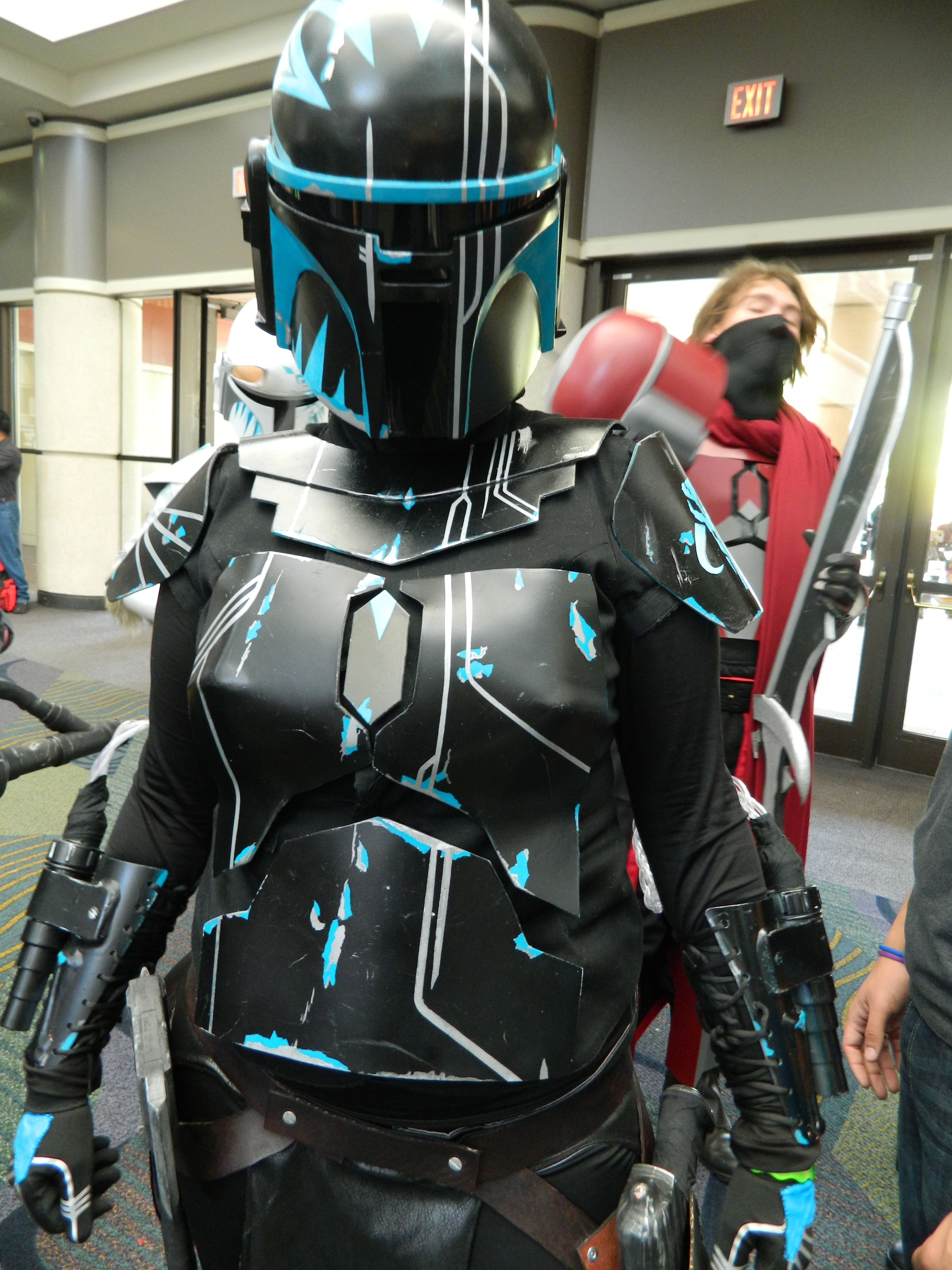Female Mandalorian Armor   The Star Wars Closet   Pinterest ...