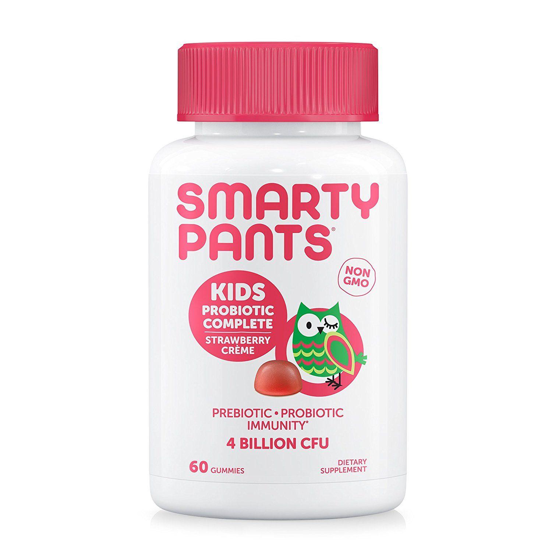 Amazon Com Smartypants Kids Probiotic Complete Probiotics
