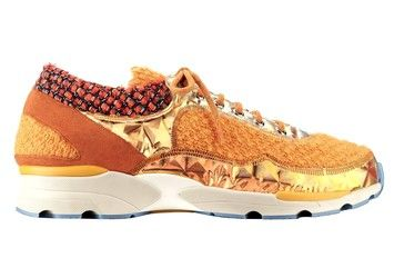 Chanel Runway Supermarket Collection Sneakers Orange/Gold Athletic Shoes. Get the must-have athletic shoes of this season! These Chanel Runway Supermarket Collection Sneakers Orange/Gold Athletic Shoes are a top 10 member favorite on Tradesy. Save on yours before they're sold out!
