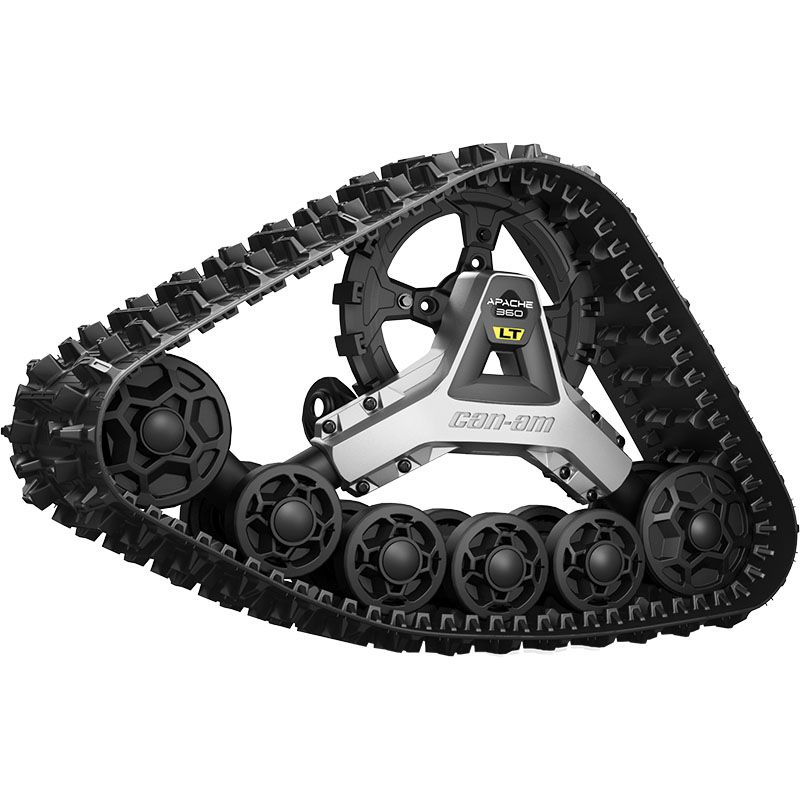 APACHE 360 TRACK SYSTEM - Can Am ATV » | Hunting, Fishing