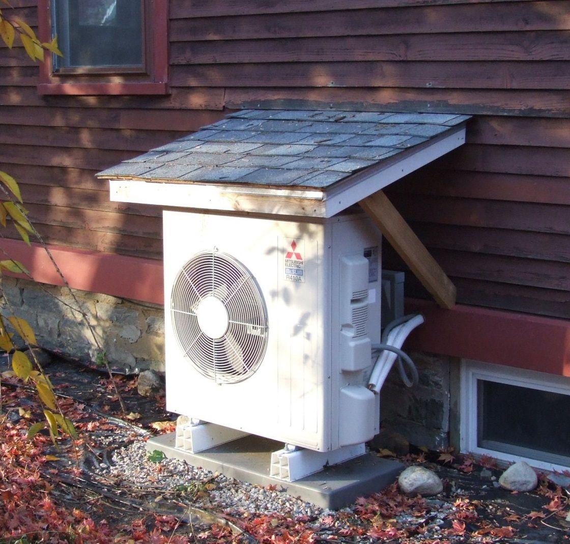 MiniSplit (Ductless) Heat Pumps Building America