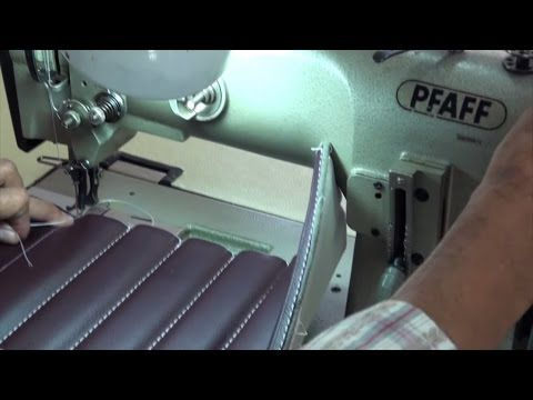 How To Re Upholster A Car Seat Youtube Cars Pinterest