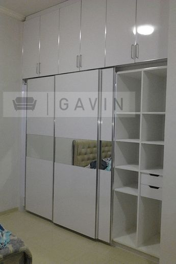 Gallery furniture hasil karya Gavin Furniture | Kitchen set minimalis - Lemari pakaian custom - HPL duco dan Laker terbaik
