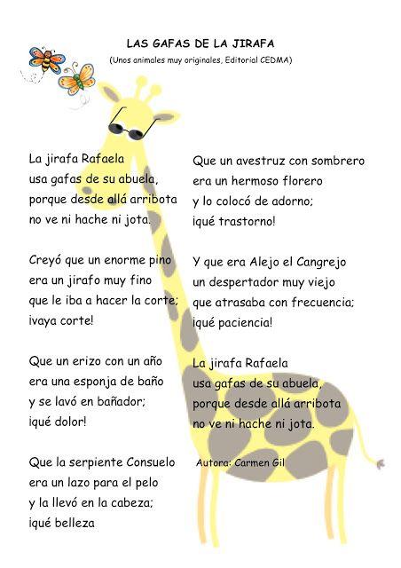 Poesias 2 7 Jpg 452 640 Poesias Cortas Para Niños Poemas Para Niños Poesias Infantiles
