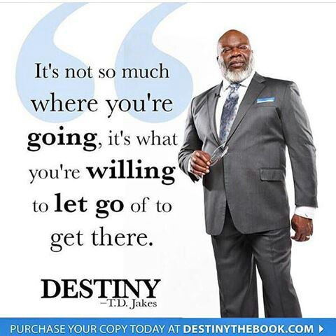 A Quote From His Latest Book Destiny By Bishop TDJakes Bishop New Td Jakes Pain Full Quotes