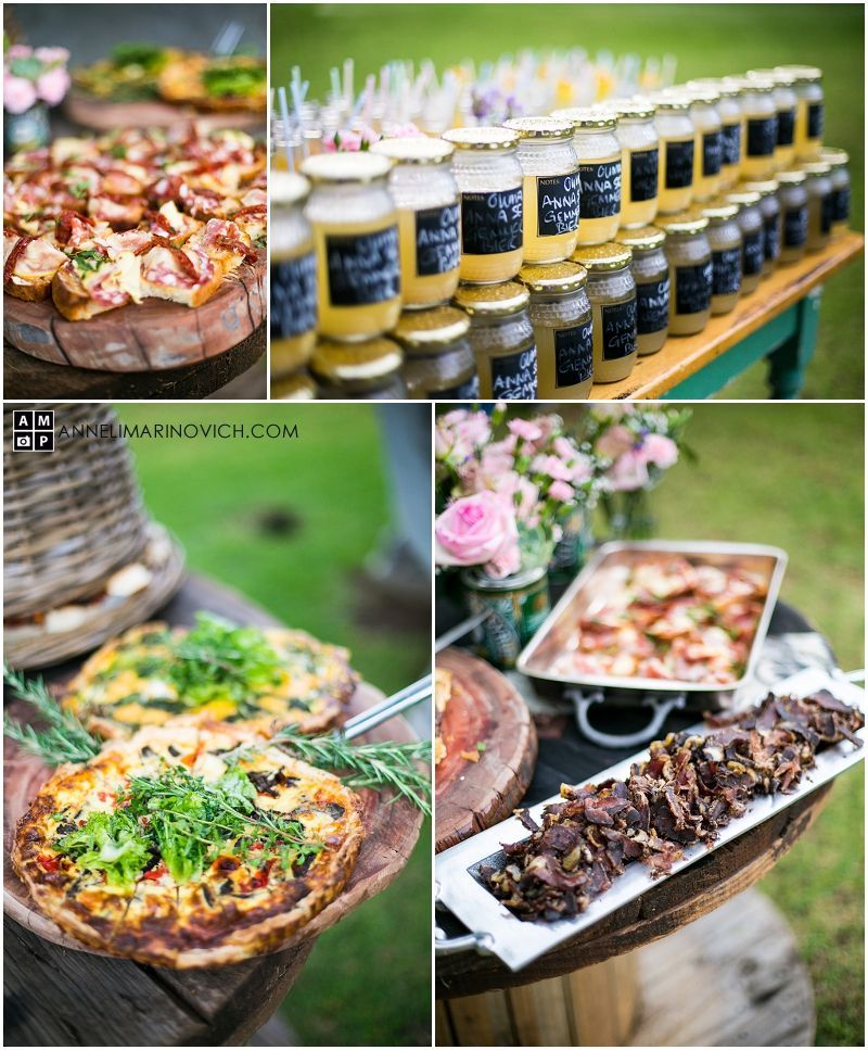 Nigerian Wedding Food: Anna & Piet's Farm Chic South African Wedding At The