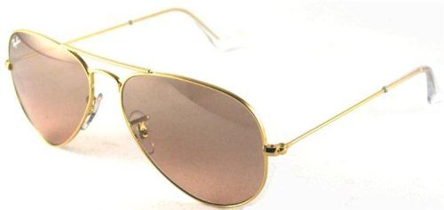 0ae86d918ae Ray-Ban RB3025 Aviator Large Metal Sunglasses 62 mm