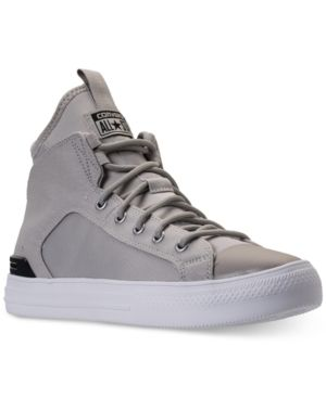 e04888d5410 Converse Men s Chuck Taylor All Star Ultra High Top Casual Sneakers from Finish  Line - Gray 12