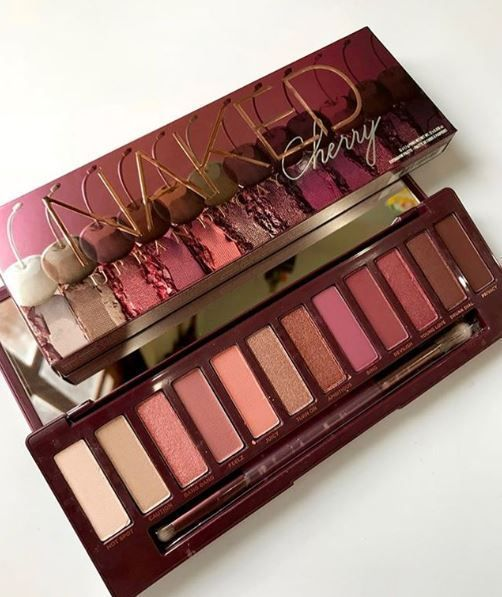 Photo of Urban Decay: Cherry Collection – Kreatives Make-Up