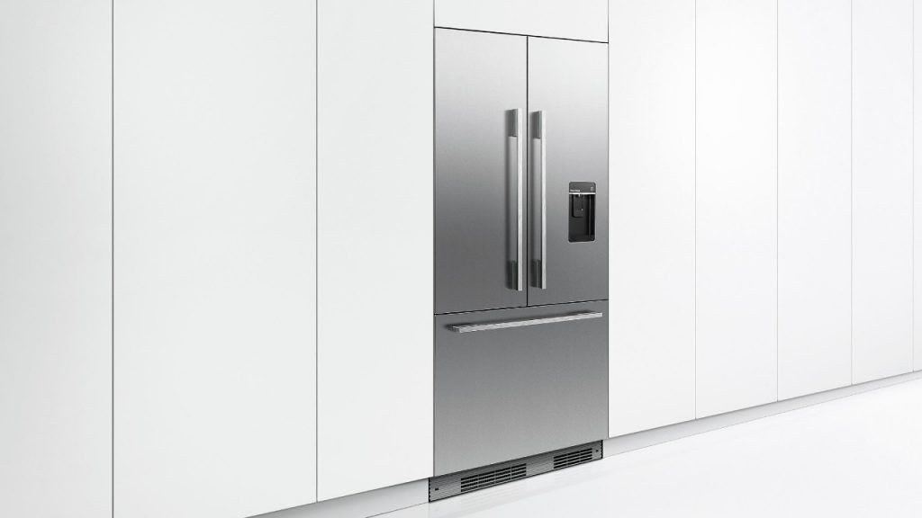 rs90a1 activesmart fridge 900mm french door slidein panel ready