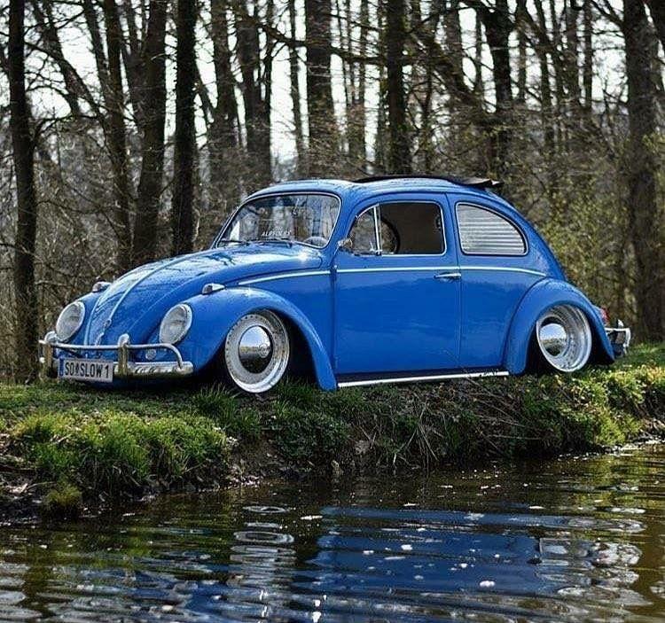Slammed Vw beetle Volkswagen, Vw beetle classic