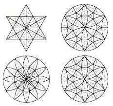 B394242557970e91d02a616ef5a0c162 Jpg 232 218 Arte De Geometria Como Dibujar Mandalas Dibujos Con Mandalas