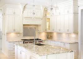 Image Result For Astoria Granite With White Cabinets Antique