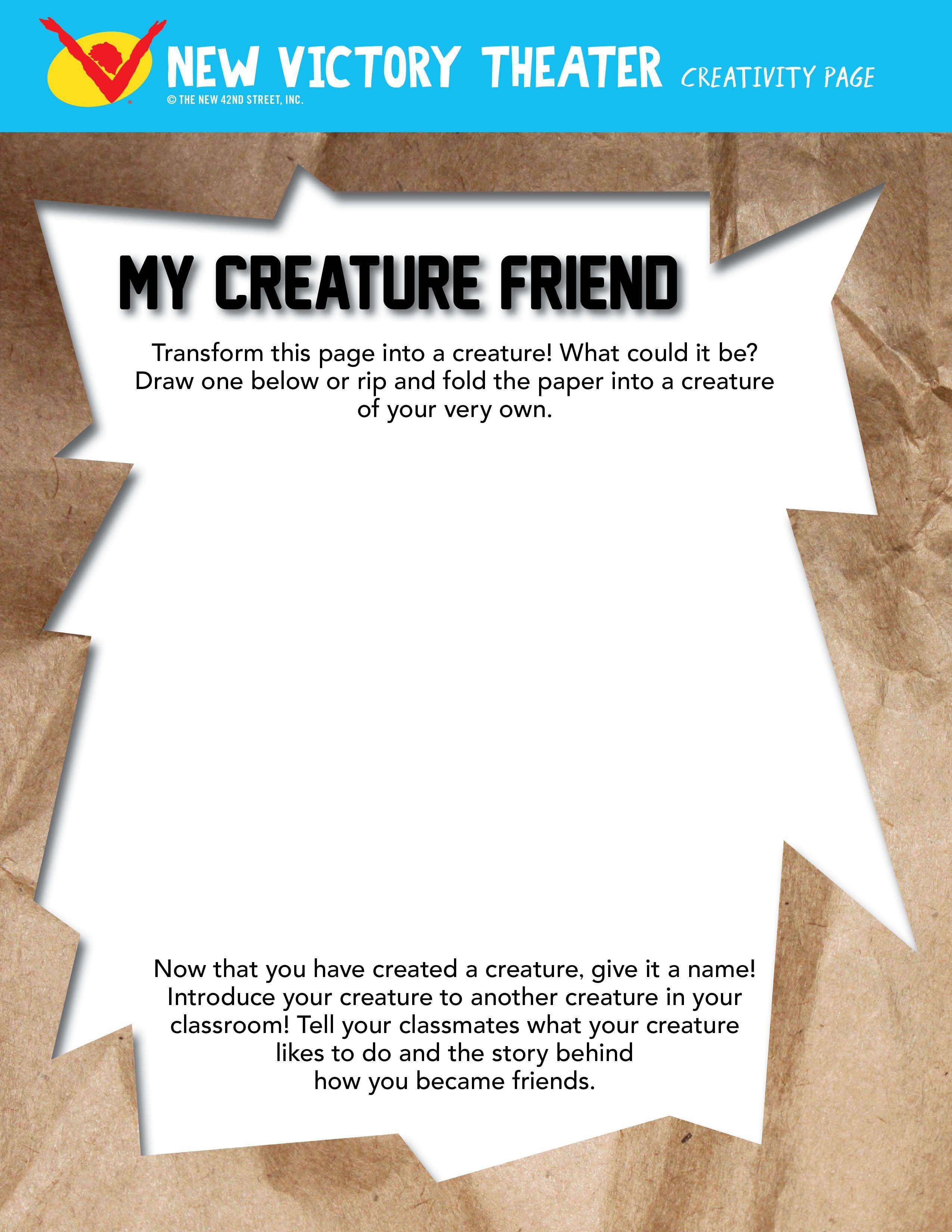 My Creature Friend