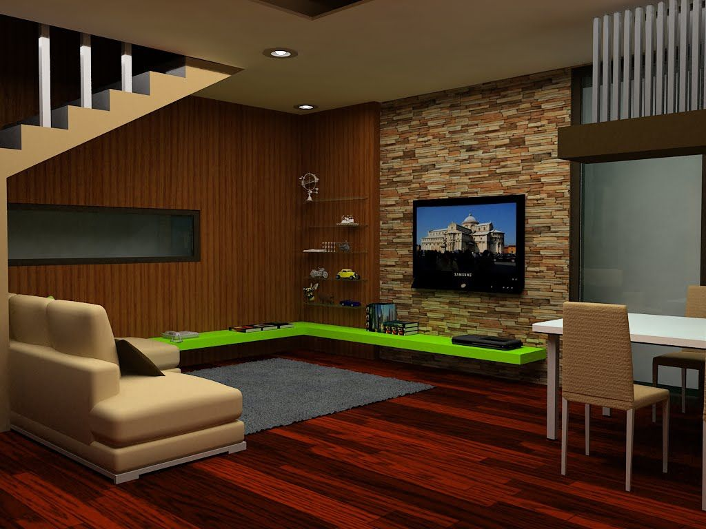 Home Design Type 70 Part - 36: Desain Interior Rumah Minimalis Type 70