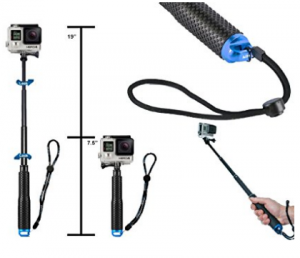 Top 10 Best Waterproof Professional Selfie Sticks in 2020