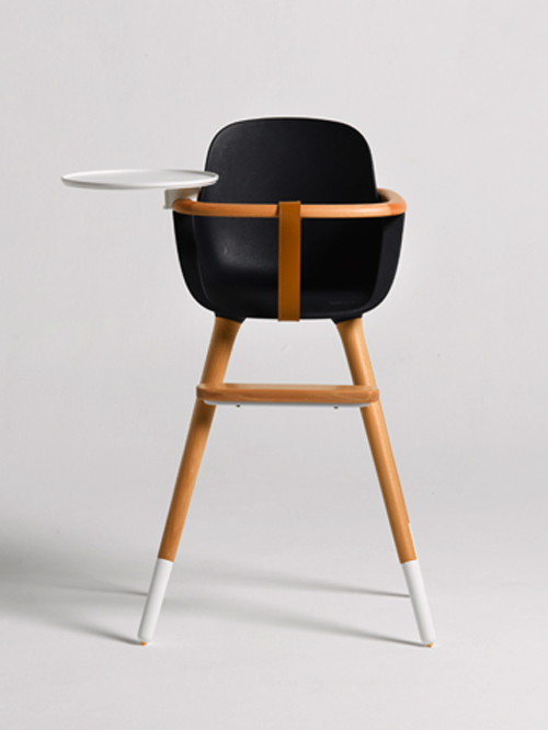 Mid Century Modern Baby Furniture Is Here To Stay And Micuna Is Playing A  Central Role With Its Ovo High Chair Made Of Beechwood, Polyethylene ABS  Plastic