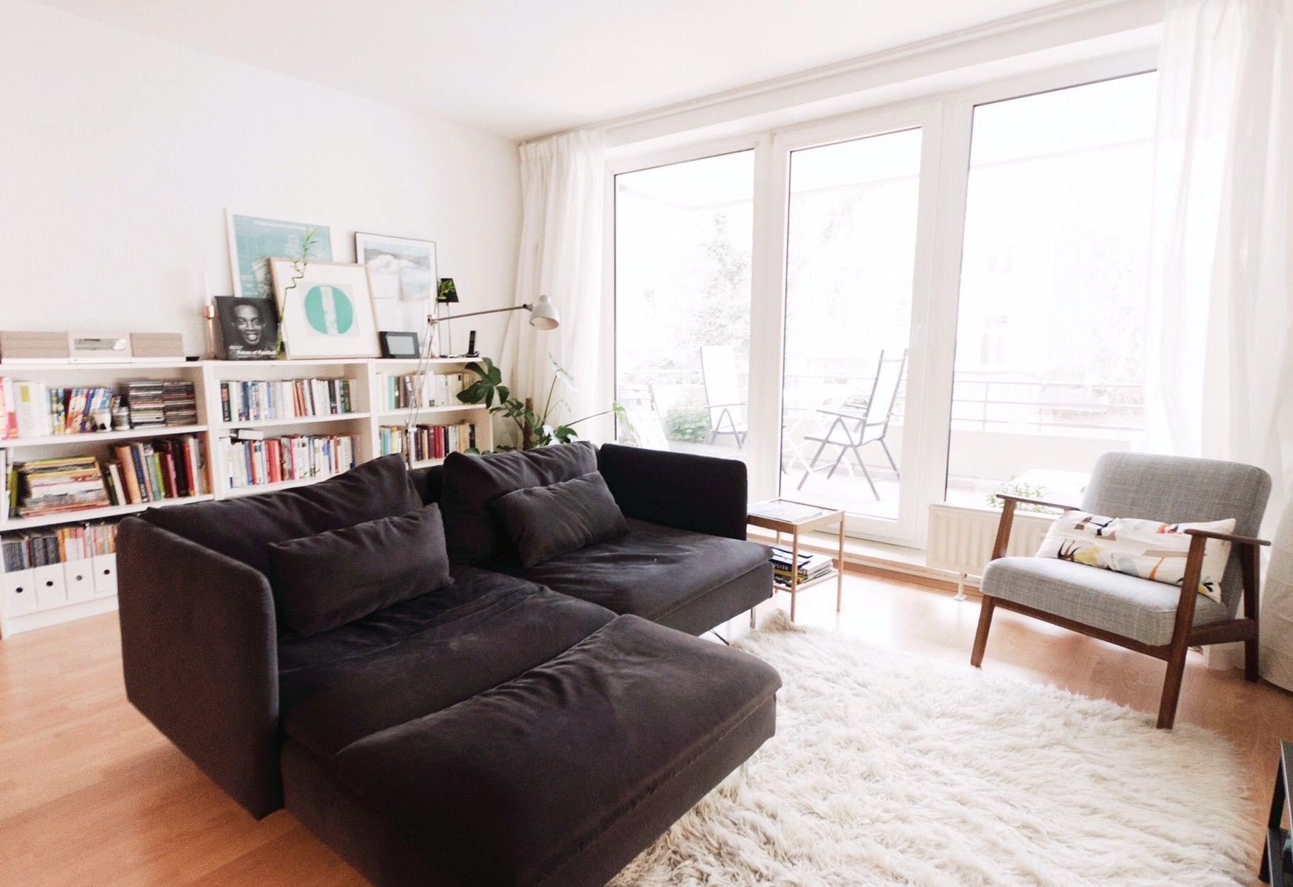 Ein Sofa mitten im Raum? Kontroverses Thema… Ist das Wohnzimmer dann ...