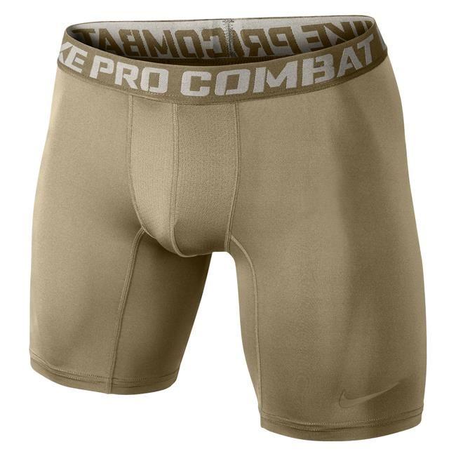 c737dc616 NIKE Pro Combat Core Compression Shorts Grain
