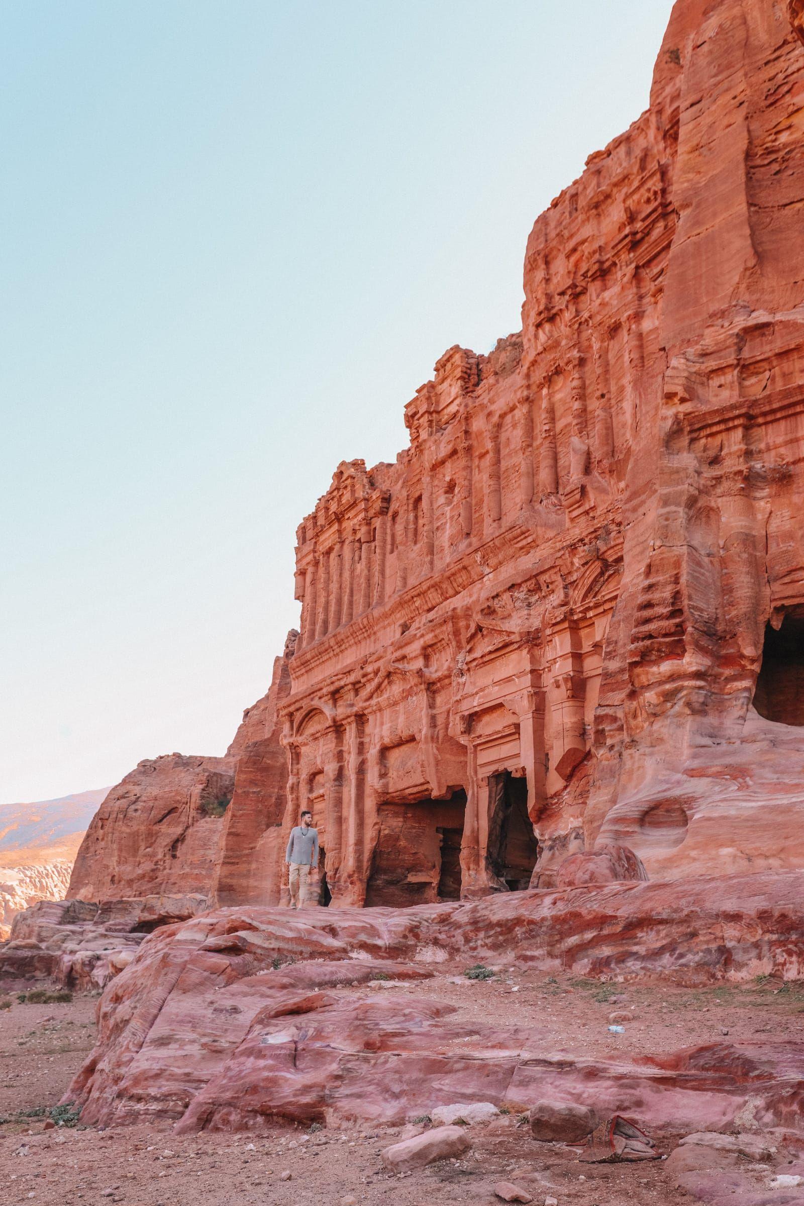 The Best Way To Visit Petra In Jordan
