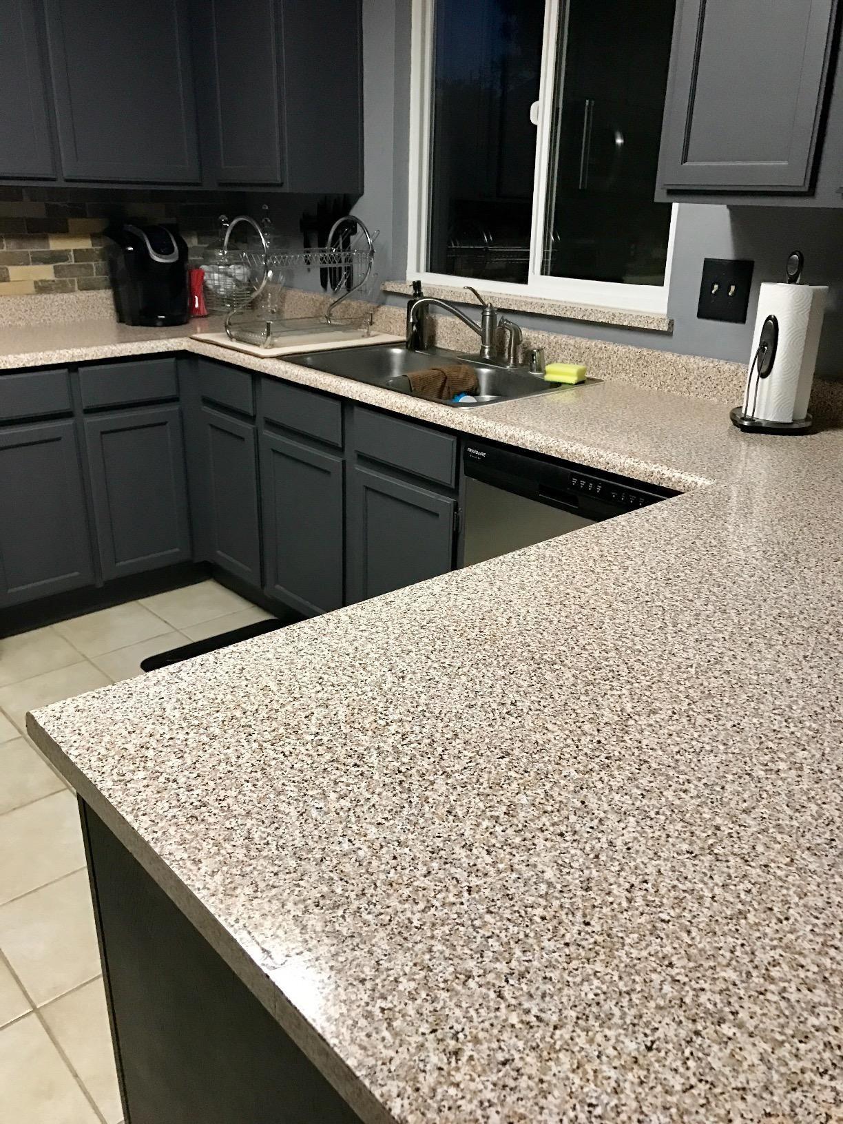 Amazon Com Customer Reviews Dc Fix 346 0181 Adhesive Film Brown Granite Brown Granite Howard House Granite