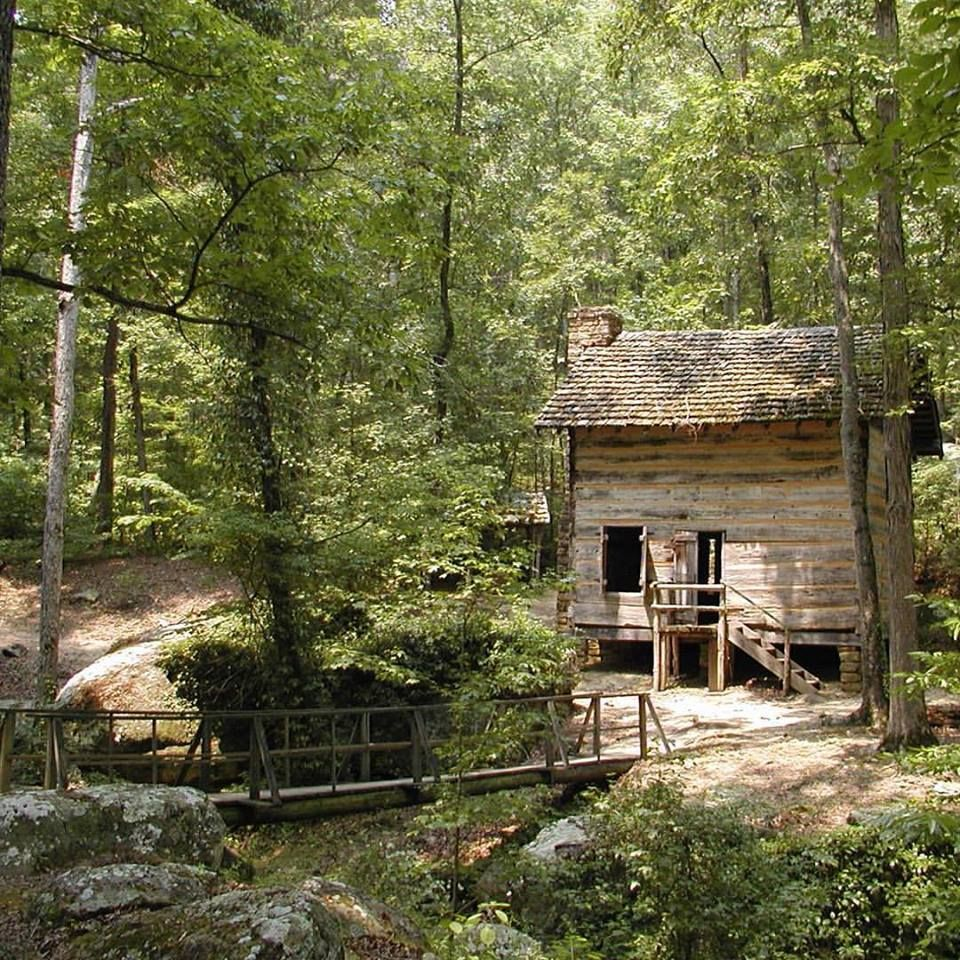 Pioneer Cabin At Tishomingo State Park Awesome Place To