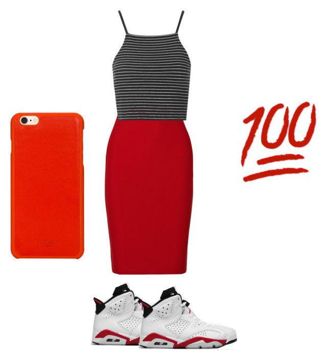 """Red"" by queen31204 ❤ liked on Polyvore"