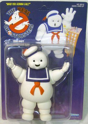 Stay Puft Marshmellow Man