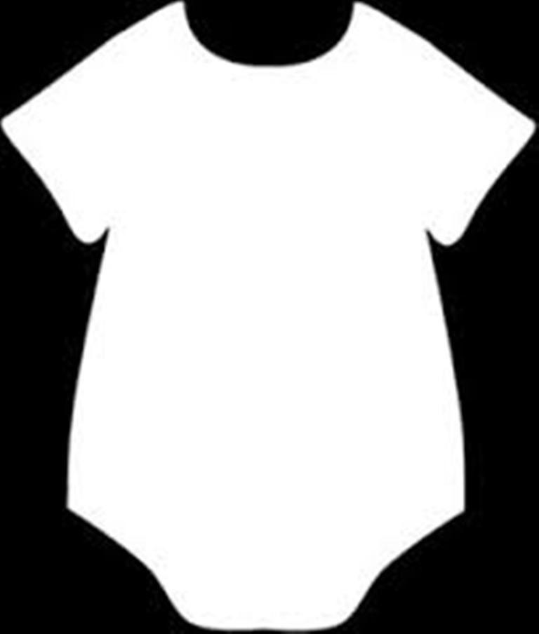 Baby Shirt Cutout Unfinished Wood Shape Everyday Baby Shower Nursery Style 1 Ebay Baby Shower Onesie Baby Onesie Template Onesie Baby Shower Invitations