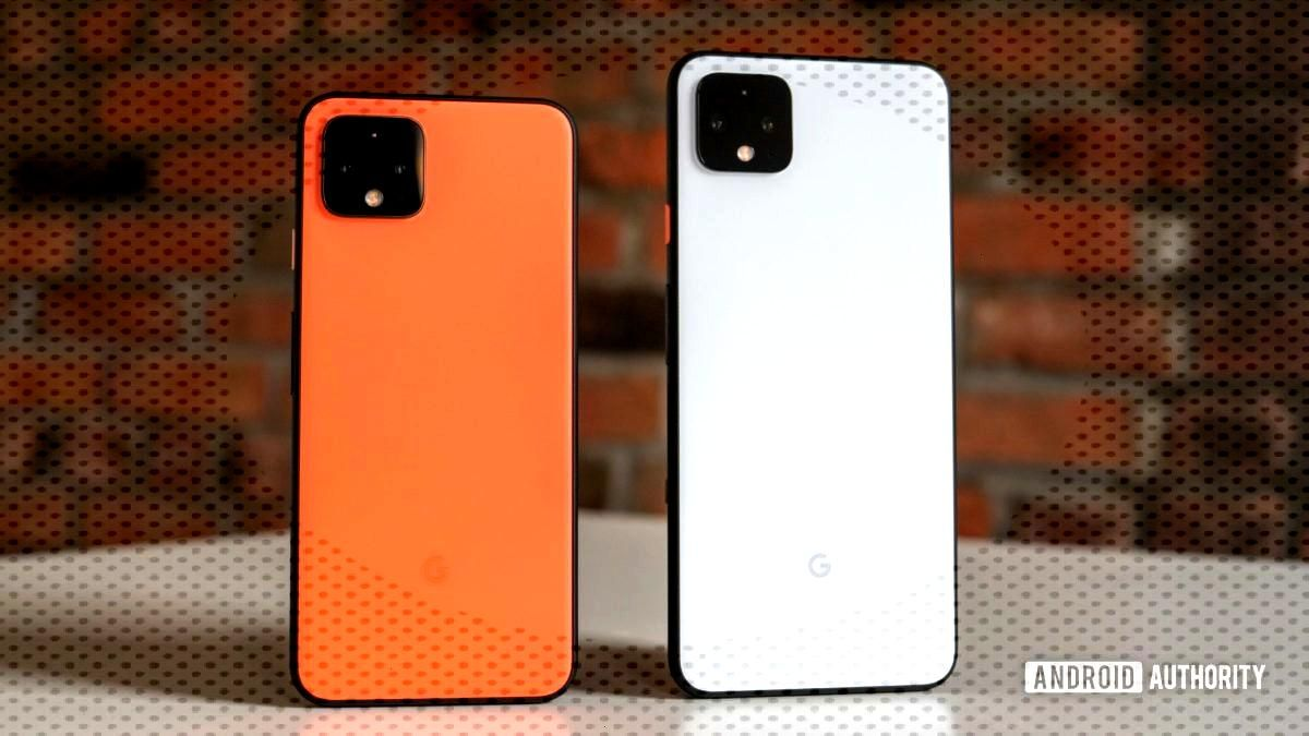 January security update rolls out to Pixel 4 includes December update too -