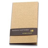 Fits perfectly to the Oscars®. The Gmund Business Card Holder.