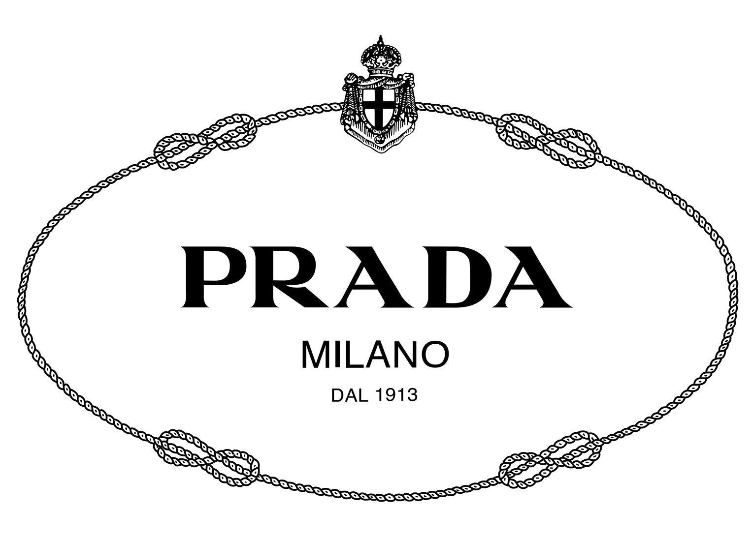 Symbole Prada Luxury Brand Logo Clothing Brand Logos Chanel Decor