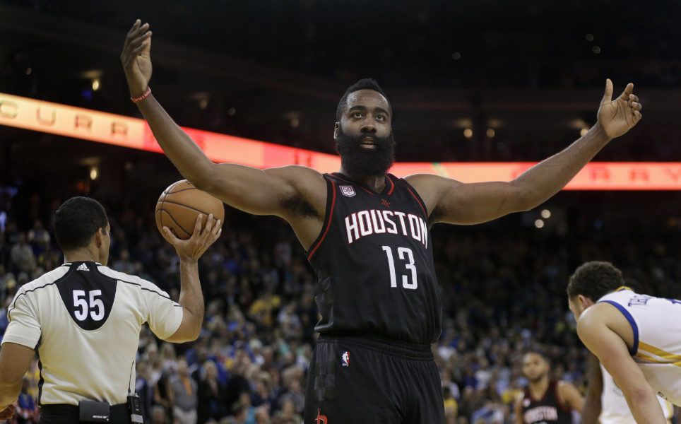 "NBA Today: Warriors look to complete epic week against Rockets = NBA Today complements Keith Smith's ""NBA Yesterday"" feature, ""The Skip Pass."" While Keith's feature will emphasize what we ""saw,"" this will focus on what to look for in the night's upcoming games….."