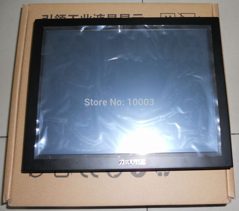 Find More Industrial Computer Accessories Information About 12 4 3 Resistive Touch Screen Open Frame Metal Casing Waterproof Ind Touch Screen Monitor Screen