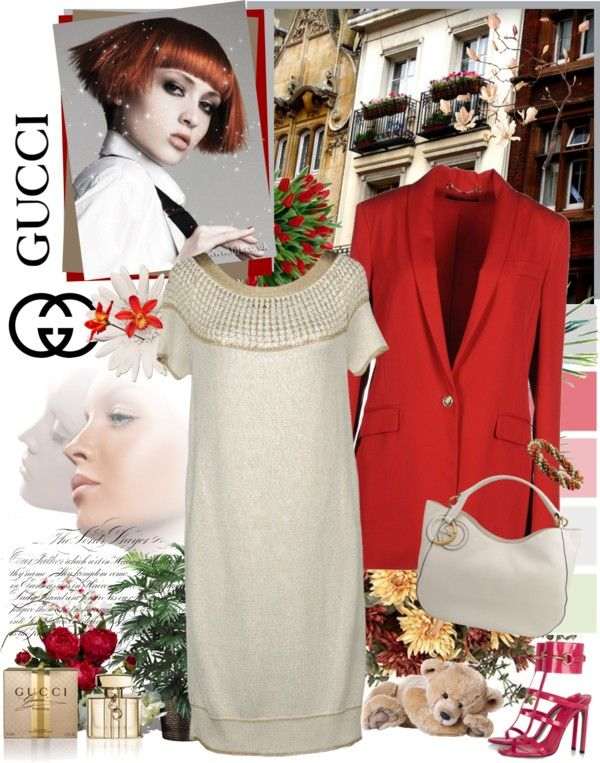 """""""Gucci"""" by dori2dor ❤ liked on Polyvore"""