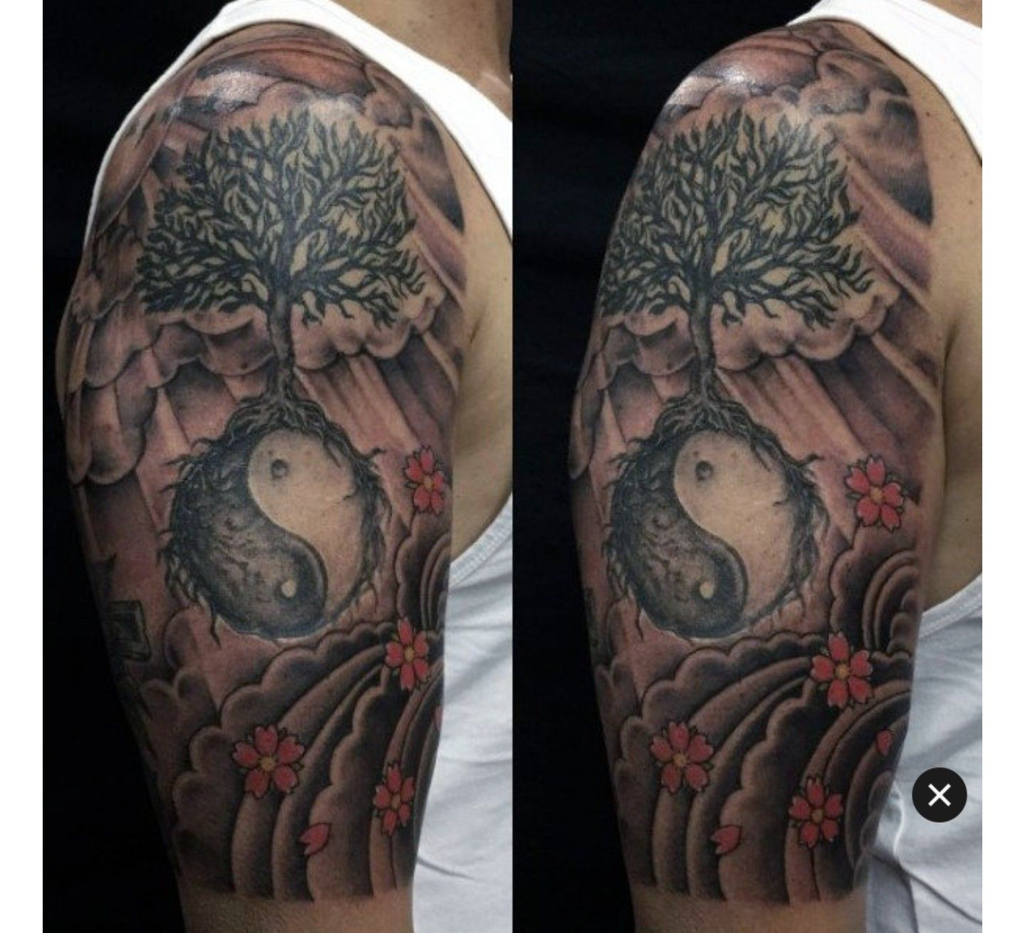 Pin by Henry cellini on Tattoos Yin yang tattoos, Life