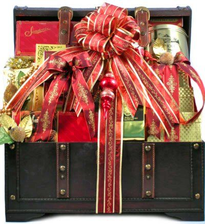 The Holiday VIP Deluxe Christmas Gourmet Food « Delay Presents