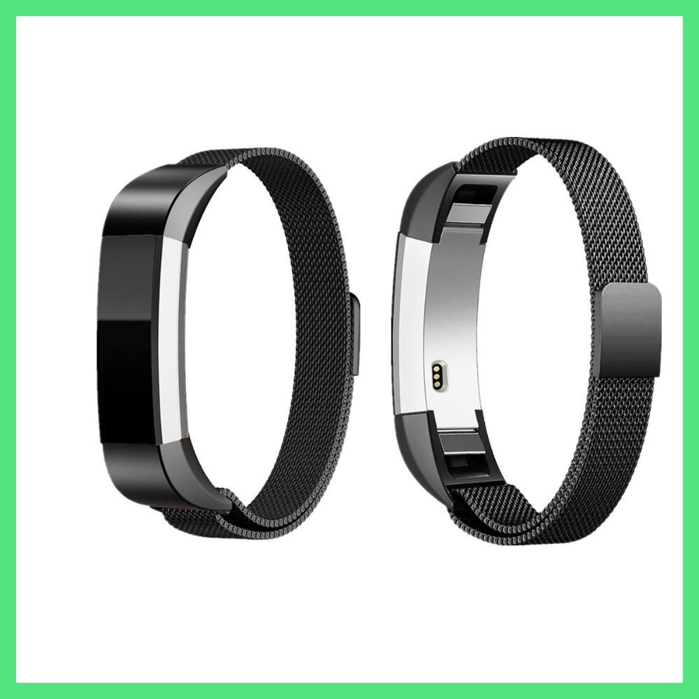 LNOP Milanese loop strap for Fitbit Alta/Alta HR band