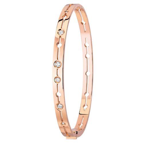 Bracelet jonc or dinh van