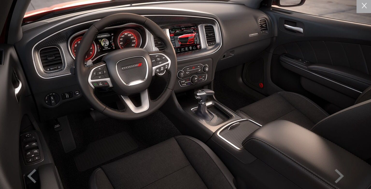 2015 Dodge Charger Interior. Images