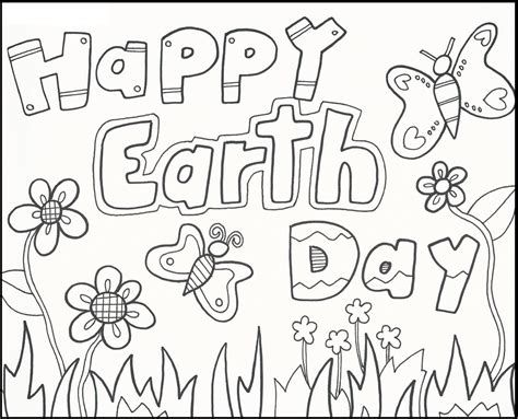 Earth Day Coloring Pages | Earth, Activities and Kindergarten