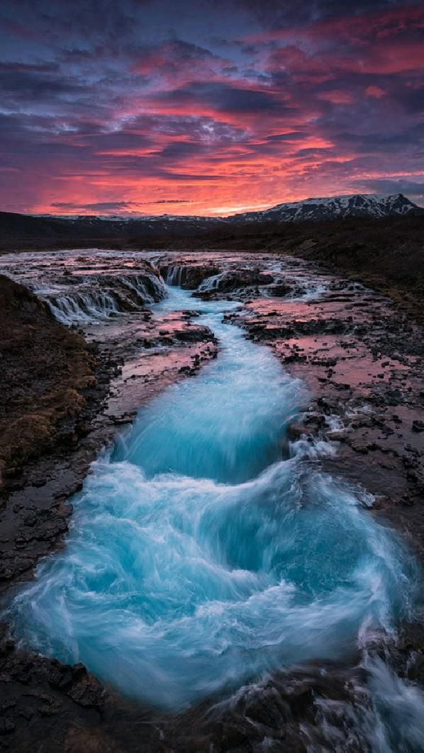 Natural Beauty of Iceland.